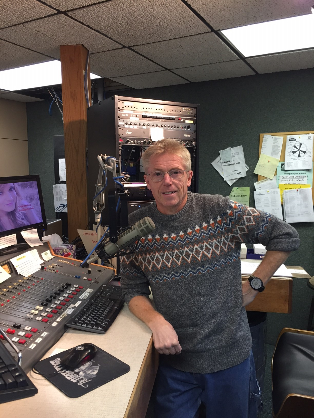 Essential Worker Spotlight – Steve Orchard, Results Broadcasting, Inc.